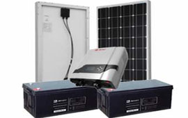 Inverter , Battery and solar panels installation and  Maintenance